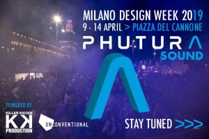 Phutura Milano design week